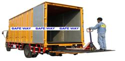 TAIL LIFTS - TAIL GATE LOADERS - SAFE WAY